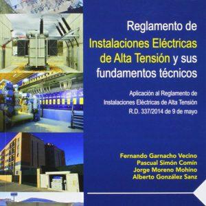 comprar Reglamento de Instalaciones Eléctricas de Alta Tensión